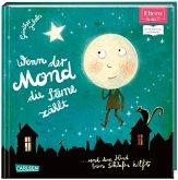 Wenn der Mond die Sterne zählt ... und dem Kind beim Schlafen hilft (ELTERN-Vorlesebuch)