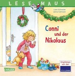 LESEMAUS 192: Conni und der Nikolaus - Schneider, Liane