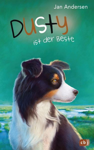Buch-Reihe Dusty