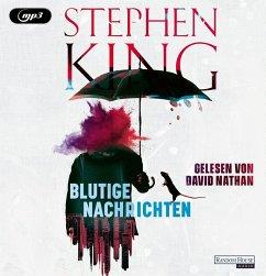 Blutige Nachrichten, 2 MP3-CD - King, Stephen