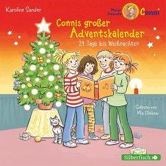 Connis großer Adventskalender, 2 Audio-CD - Sander, Karoline