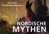 Postkartenbuch Nordische Mythen