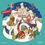 Die Schule der magischen Tiere - Eingeschneit! Das Hörspiel, 1 Audio-CD