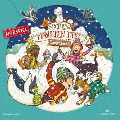 Die Schule der magischen Tiere - Eingeschneit! Das Hörspiel, 1 Audio-CD - Auer, Margit