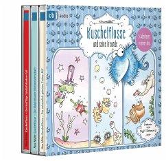 Kuschelflosse und seine Freunde, 6 Audio-CD - Müller, Nina