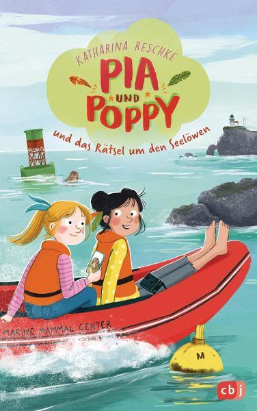 Buch-Reihe Pia & Poppy