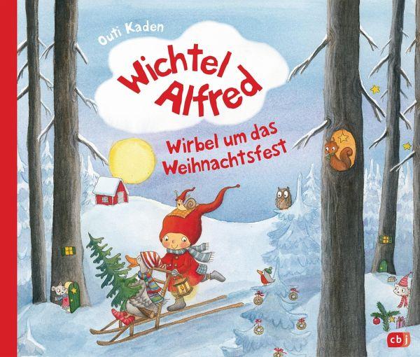 Buch-Reihe Wichtel Alfred