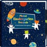 Freundebuch - Outer Space - Meine Kindergartenfreunde