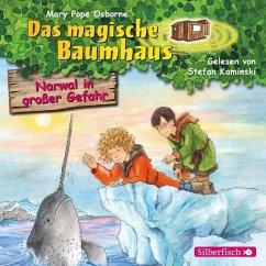 Narwal in großer Gefahr / Das magische Baumhaus Bd.57 (1 Audio-CD) - Osborne, Mary Pope