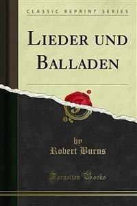 Lieder und Balladen (eBook, PDF)
