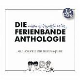 Die unglaublich ultimative Ferienbande Anthologie - Gesamt-Box, 15 Audio-CD