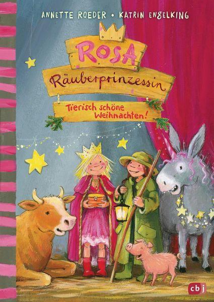 Buch-Reihe Rosa Räuberprinzessin