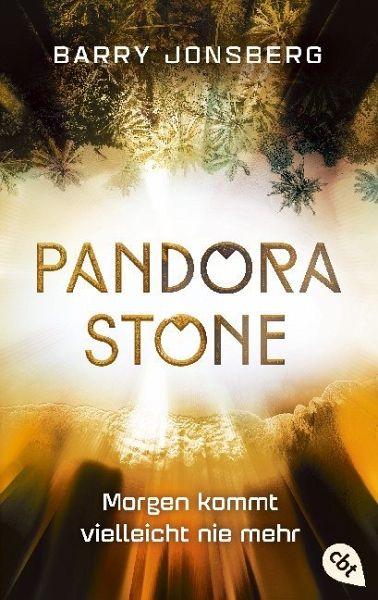 Buch-Reihe Pandora Stone