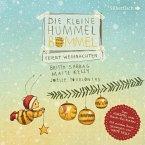 Die kleine Hummel Bommel feiert Weihnachten, 1 Audio-CD