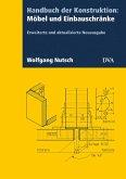 Handbuch der Konstruktion: Möbel und Einbauschränke (FB)