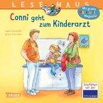 LESEMAUS 132: Conni geht zum Kinderarzt