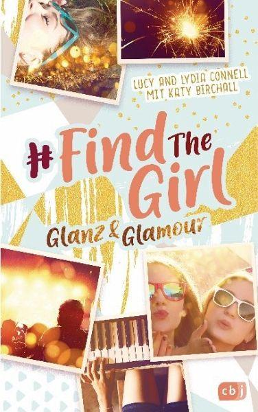 Buch-Reihe Find the Girl