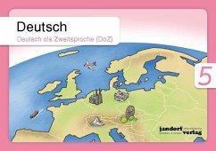 Deutsch 5 (DaZ) - Wachendorf, Anja; Wachendorf, Peter