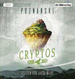 Cryptos, 2 MP3-CD - Poznanski, Ursula