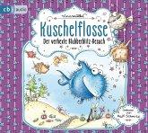 Der verhexte Blubberblitz-Besuch / Kuschelflosse Bd.6 (2 Audio-CDs)