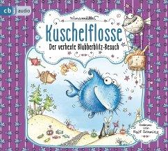 Der verhexte Blubberblitz-Besuch / Kuschelflosse Bd.6 (2 Audio-CDs) - Müller, Nina