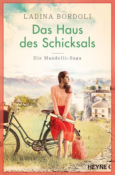 Buch-Reihe Mandelli Saga