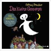 Das kleine Gespenst - Das Hörspiel, 2 Audio-CD