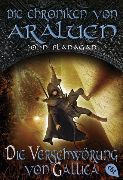 Buch-Reihe Die Chroniken von Araluen von John Flanagan