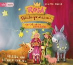 Tierisch schöne Weihnachten! / Rosa Räuberprinzessin Bd.4 (1 Audio-CD)