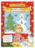 Mein tolles Spiel- und Rätselbuch für die Weihnachtszeit / Conni Gelbe Reihe Bd.54