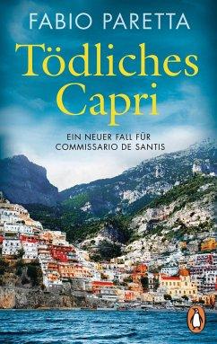 Tödliches Capri / Franco De Santis Bd.3 - Paretta, Fabio