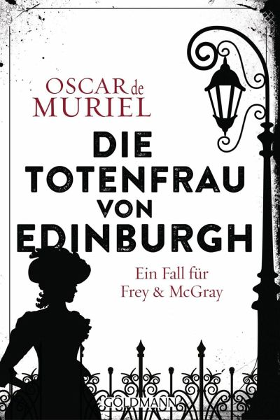 Buch-Reihe Frey & McGray