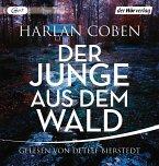 Der Junge aus dem Wald (Wilde #1), 1 MP3-CD