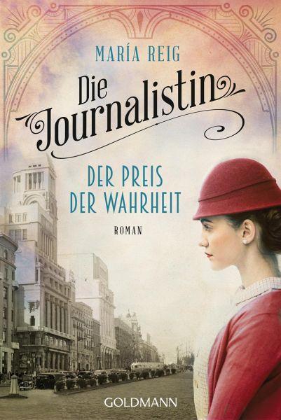Buch-Reihe Die Journalistin