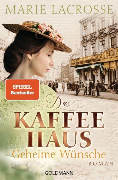 Buch-Reihe Die Kaffeehaus-Saga