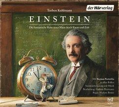 Einstein / Mäuseabenteuer Bd.4 (1 Audio-CD) - Kuhlmann, Torben