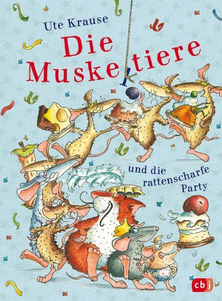 Buch-Reihe Die Muskeltiere zum Selberlesen