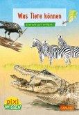 Was Tiere können / Pixi Wissen Bd.75