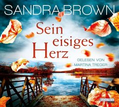 Sein eisiges Herz, 6 Audio-CD - Brown, Sandra