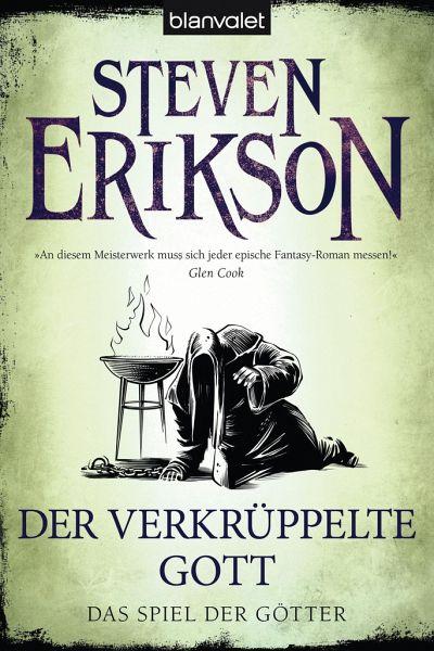 Buch-Reihe Das Spiel der Götter von Steven Erikson