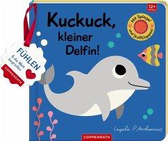 Mein Filz-Fühlbuch: Kuckuck, kleiner Delfin!