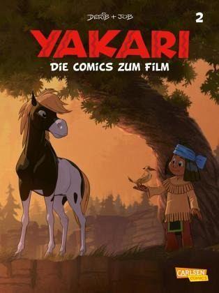 Buch-Reihe Yakari Filmbuch