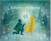 Stickerbuch - Etiketten und Sticker - Aschenbrödel