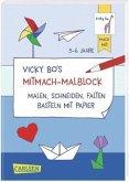 Vicky Bo's Mitmach-Malblock