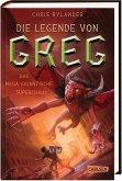 Das mega gigantische Superchaos / Die Legende von Greg Bd.2