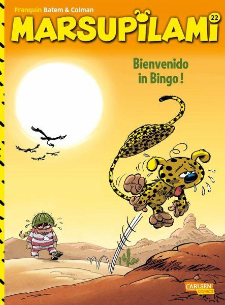 Buch-Reihe Marsupilami