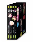 Die drei !!!: 4 Bände im Schuber (Spuk am See, Vampire in der Nacht, Tanz der Herzen, Beutejagd am Geistersee). (drei Ausrufezeichen)
