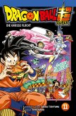 Die große Flucht / Dragon Ball Super Bd.11
