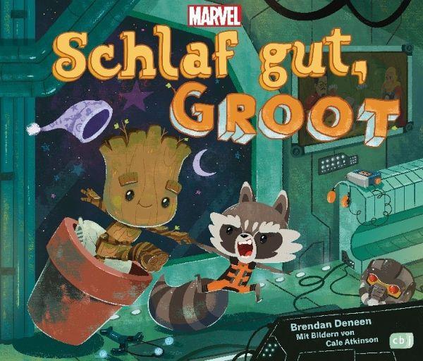 Buch-Reihe Marvel zum Vorlesen