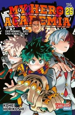My Hero Academia Bd.26